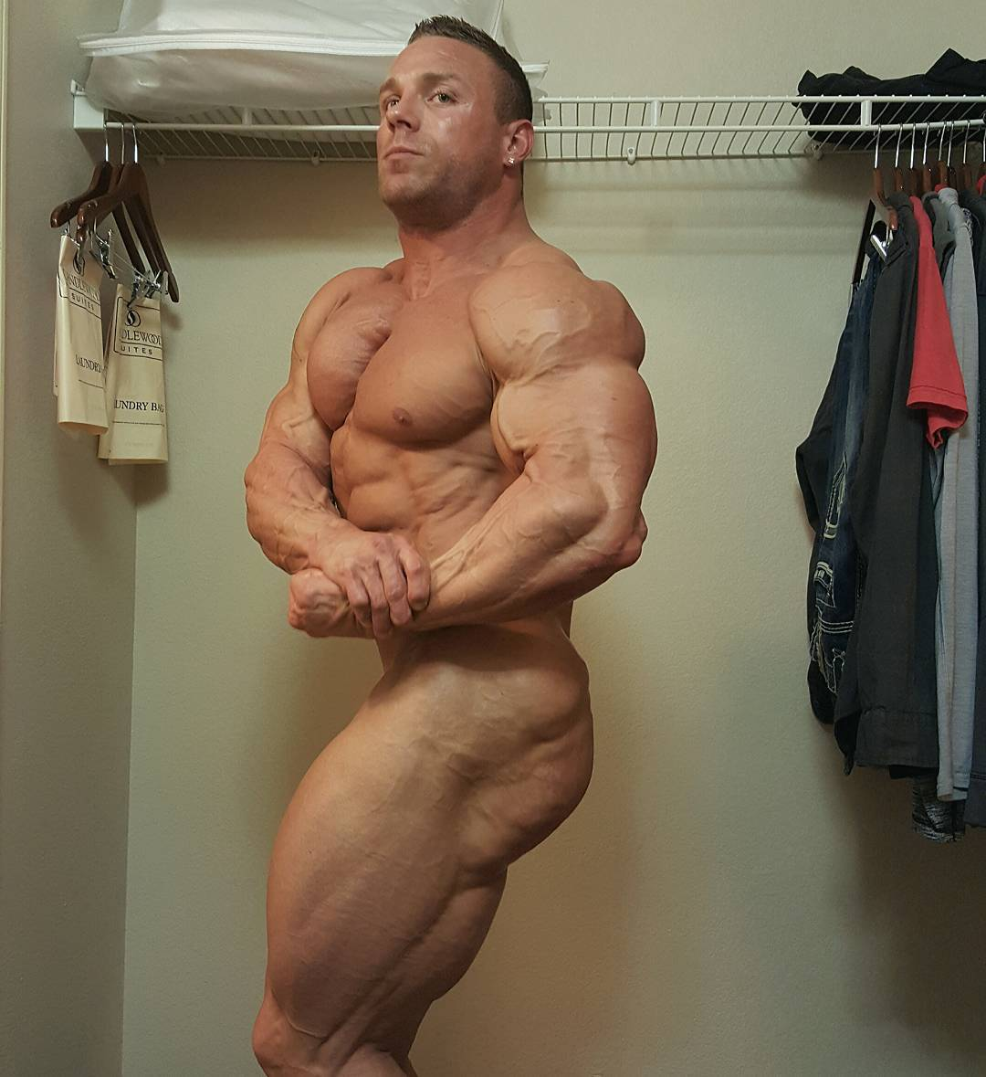 Bodybuilder Men Porn 95