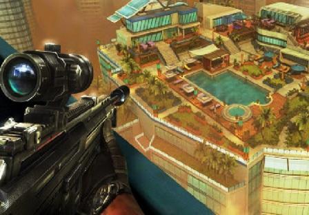 बन्दुक वाला गेम   स्नाइपर फुरी: टॉप शूटिंग गेम – एफपीएस