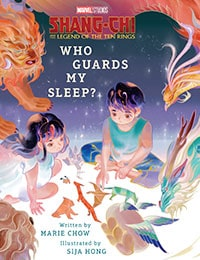 Shang-Chi and the Legend of the Ten Rings: Who Guards My Sleep Comic