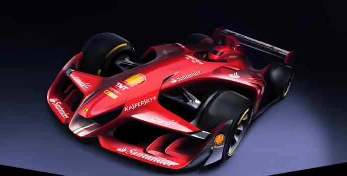 AutoblogPV8: Simulação: Ferrari F1 Concept em Interlagos