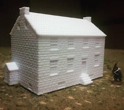 Stone (Matthews) House