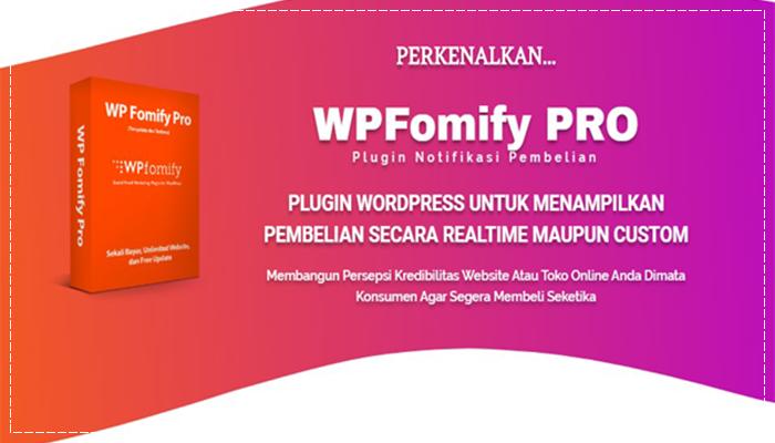 WP Fomify PRO