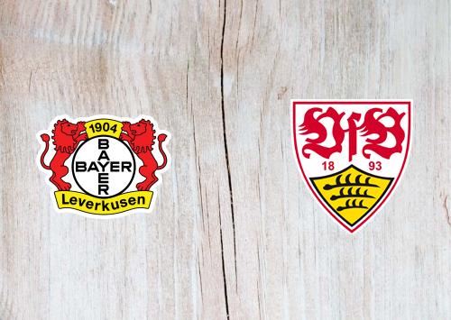 Bayer Leverkusen vs Stuttgart -Highlights 5 February 2020