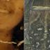 Foto de mulher é encontrada dentro da boca de um sapo morto
