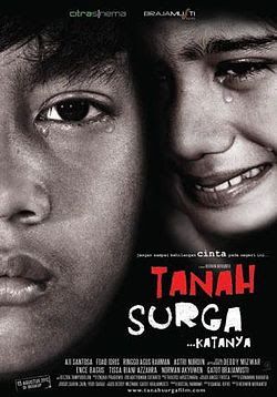 Nonton Movie Tanah Surga... Katanya (2012)