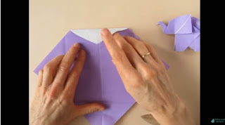 How To Do Origami Step By Step Youtube
