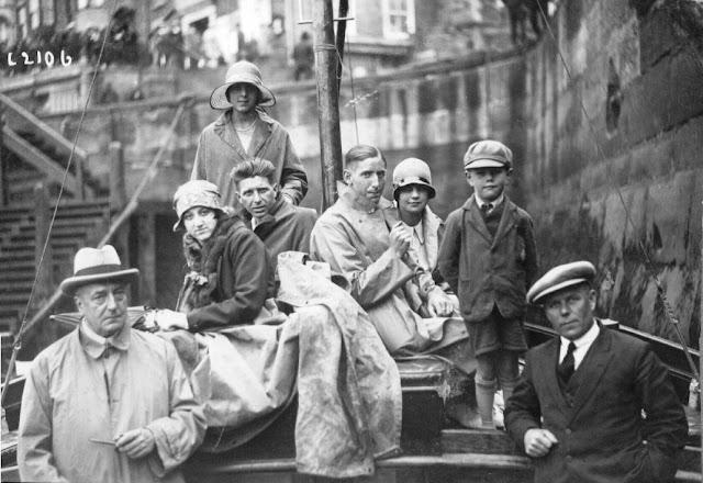 Bridlington Harbour: c1929