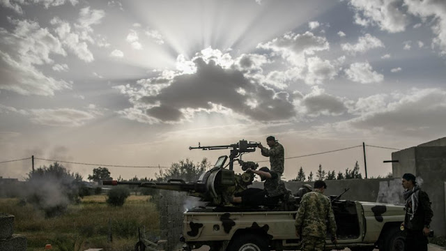 Λιβύη: Νέα αεροπορική επίθεση με τρεις νεκρούς