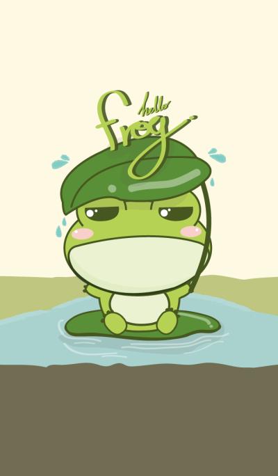 FROG (Green ver.)