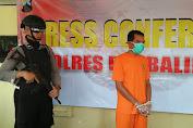 Pelaku Tabrak Lari Ditangkap Polisi Di Banjarnegara