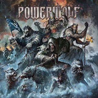 "Το album των Powerwolf ""Best of the Blessed"""