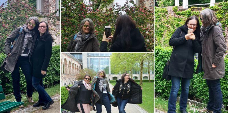 Bloggerspaß und Bloggerfreundschaft beim Bloggertreffen mit Ela und Claudia  in München