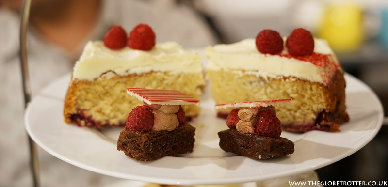 Sweet treats - Whittard of Chelsea Afternoon Tea