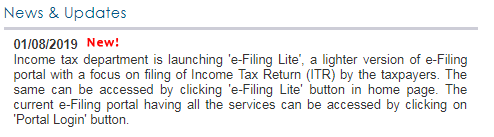 income-tax-department-launched-new-lighter-version-of-website-e-filing-lite