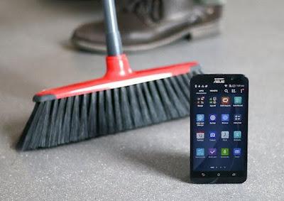 Aplikasi Pembersih Android
