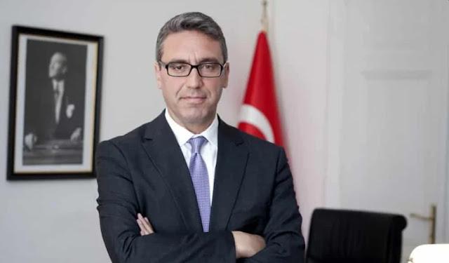 Ξαφνική μυστική επίσκεψη του τούρκου πρέσβη στη Θράκη