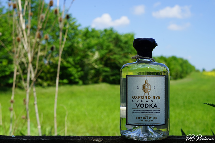 Oxford Rye Organic Vodka from The Oxford Artisan Distillery