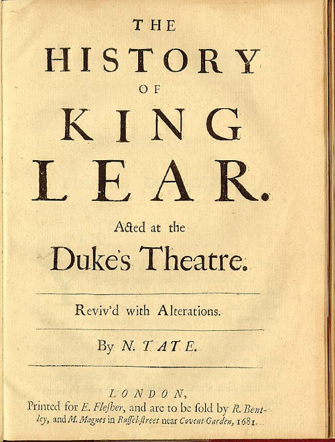 William-Shakespeare-King lear
