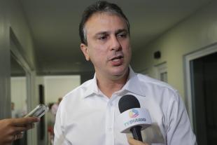 Camilo anuncia programa de segurança para instalar câmeras de vigilância nos municípios
