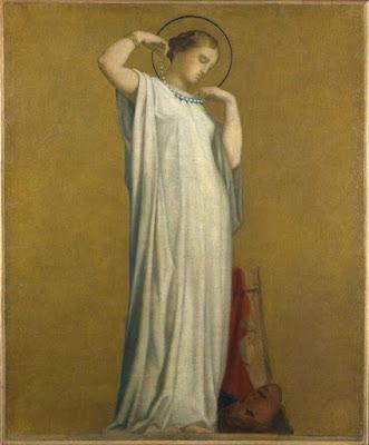 Saint Pelagia of Antioch © Musée des beaux-arts et d'archéologie de Besançon*