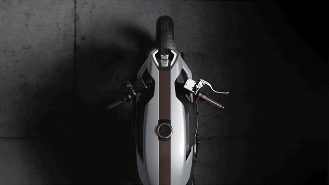 Arc Victor 2019 - The first trendy electric bike of the Land Rover Jaguar