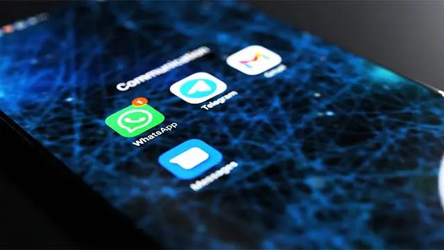 تغيير لون تطبيق واتساب التحديث الجديد