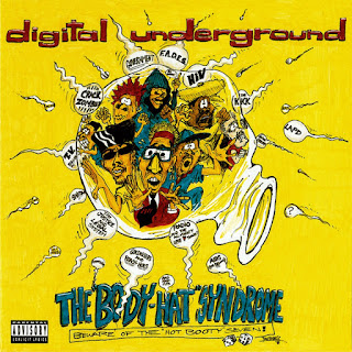 "Digital Underground - The ""Body-Hat"" Syndrome (1993)"