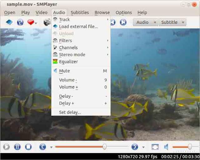 تحميل برنامج اس ام بلاير للكمبيوتر مجانا SMPlayer