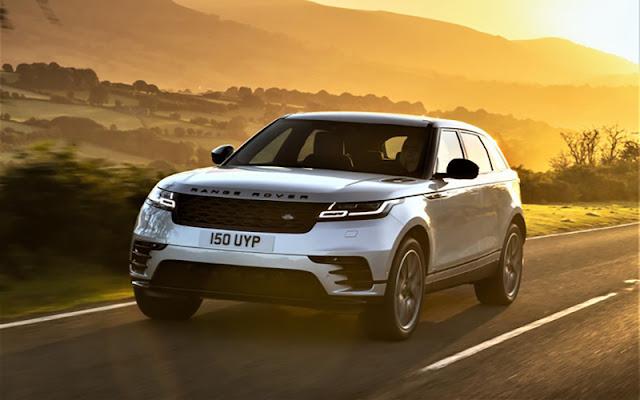 Range Rover Velar thắng giải thiết kế xe hơi của năm vào năm 2018