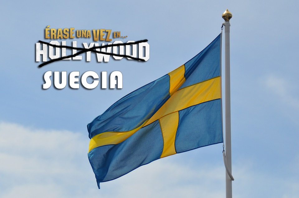 Sweden Flag artwork