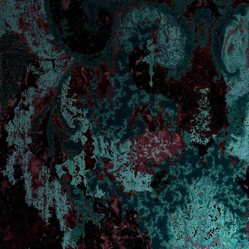 motif bunga daun tenun dan rajut