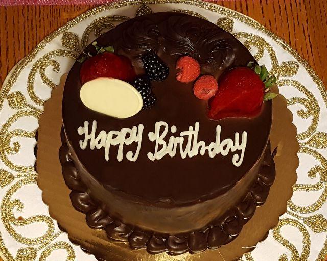 Happy Birthday Images On Cake - 2020