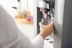 dispenser galon bawah tidak keluar air