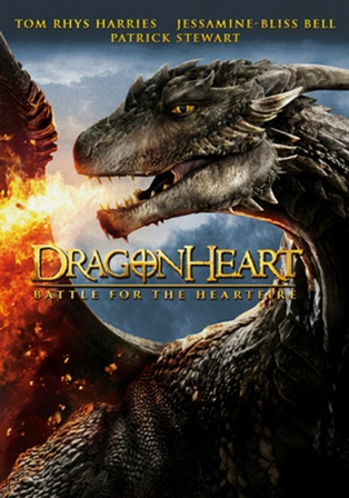 Download Film Dragonheart: Battle for the Heartfire (2017) HD Subtitle Indonesia