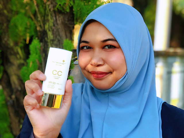 Gold Nano CC Cream dari Hansaegee Nature