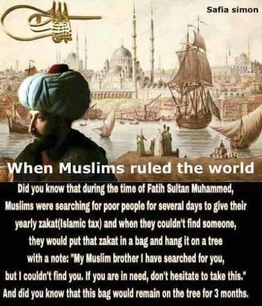 WORDLESS WEDNESDAY #57 .:. WHEN MUSLIMS RULED THE WORLD