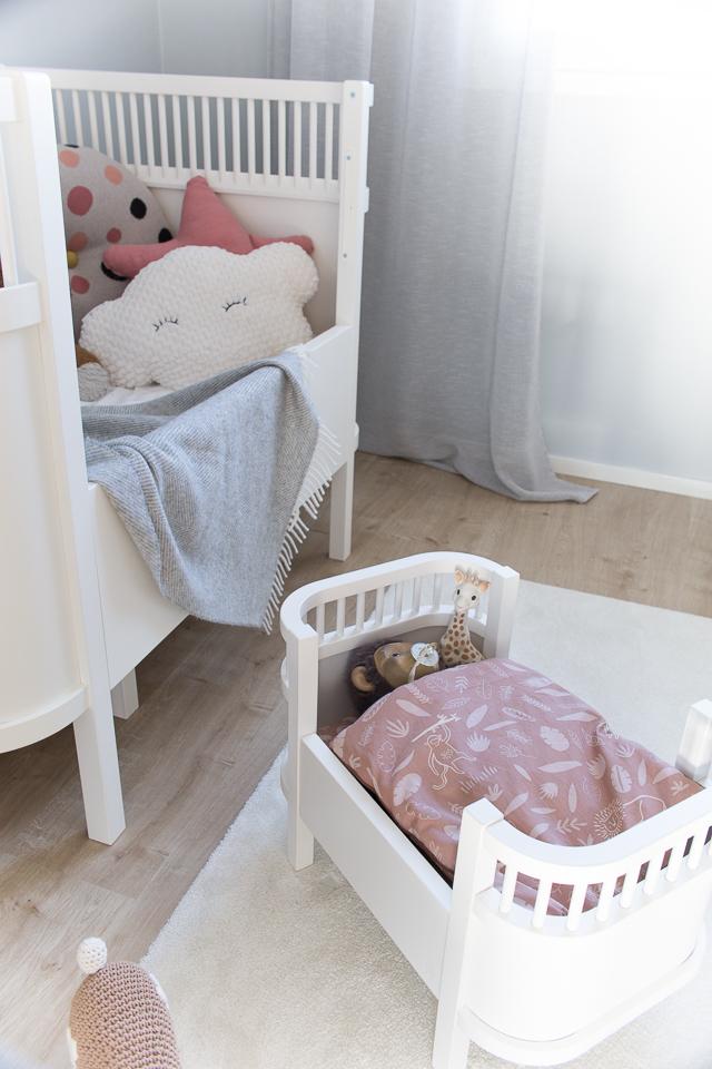 Villa H, Sebra interior nukensänky, sisustus, lastenhuoneen sisustus
