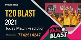SUR vs SUS South Group Match T20 Blast English 100% Sure Match Prediction
