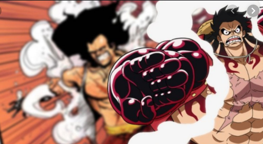 One Piece Artwork Gives Gear Fourth Luffy A Marvel Makeover