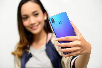 Keunggulan Huawei Nova 3i