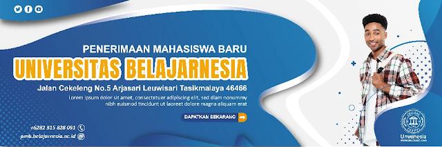Download Kumpulan Banner Penerimaan Mahasiswa Baru CorelDraw Gratis
