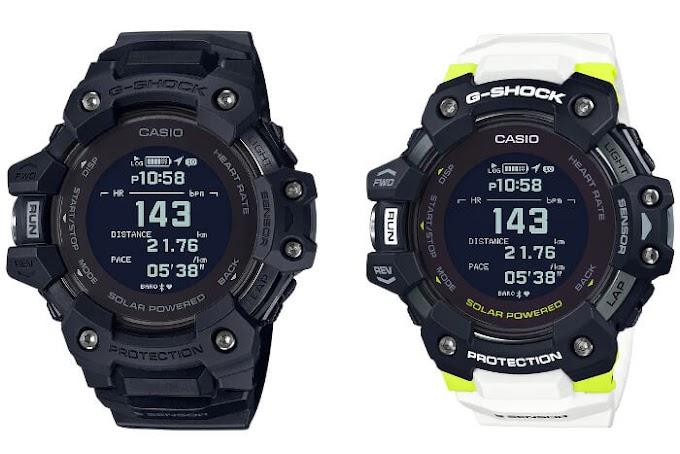 Casio America Umum Pra-Pesanan G-Shock GBDH1000-1 dan GBDH1000-1A7