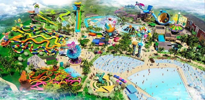 Sesame Place San Diego anuncia data de inauguração. Confira tudo sobre o novo complexo de parque aquático e temático!
