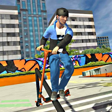Scooter FE3D 2 (MOD, All Unlocked) APK Download