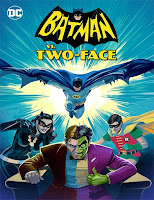 Poster de Batman vs. Two-Face (Batman Vs. Dos Caras)
