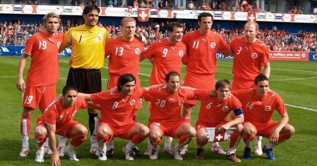 A única seleção na história a não sofrer gols em uma copa