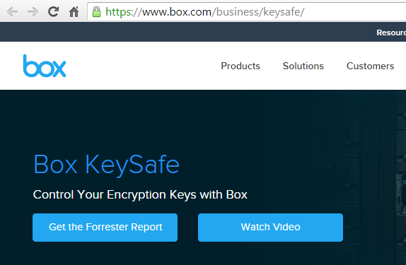 Box Offers Encryption Key Management with AWS ~ Converge