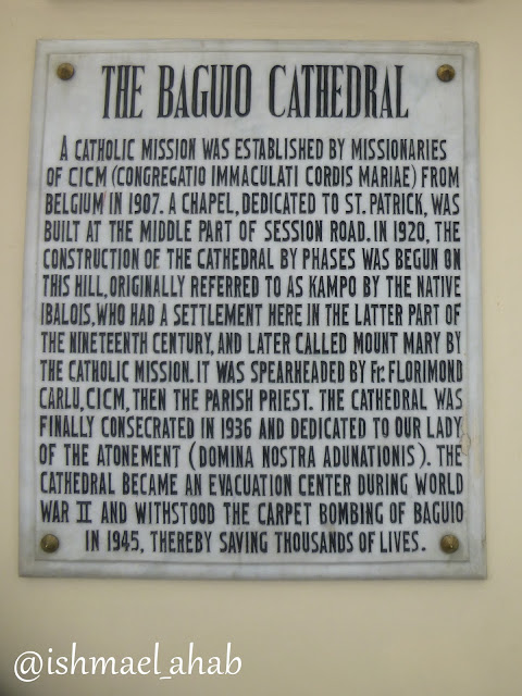 Baguio Cathedral History