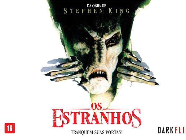 Mais Stephen King na Darkflix: 4 títulos chegam ao catálogo