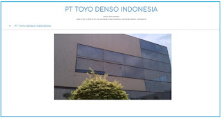 Loker Operator Produksi PT Toyo Denso Indonesia MM2100 Via Email